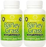 (2 PACK) - Lifestream Organic Barley Grass Powder | 100g | 2 PACK - SUPER SAVER - SAVE MONEY