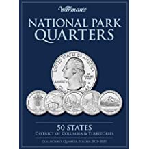 National Parks Quarters: 50 States District of Columbia & Territories: Collector's Quarters Folder 2010-2021