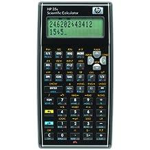 HP 35SC#B12 - Calculadora científica programable (con funda)