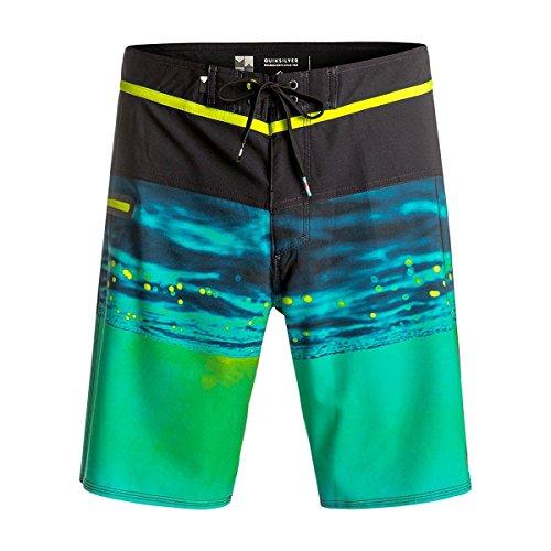 Quiksilver-jungen-shorts Herren (Kinder Boardshorts Quiksilver Hold Down Vee 16 Boardshorts Jungen)