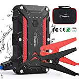 Best Battery Jump Starters - YABER Portable Jump Starter Pack,1200A Peak Waterproof IP68 Review