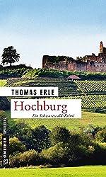 Hochburg: Kaltenbachs vierter Fall (Kriminalromane im GMEINER-Verlag)