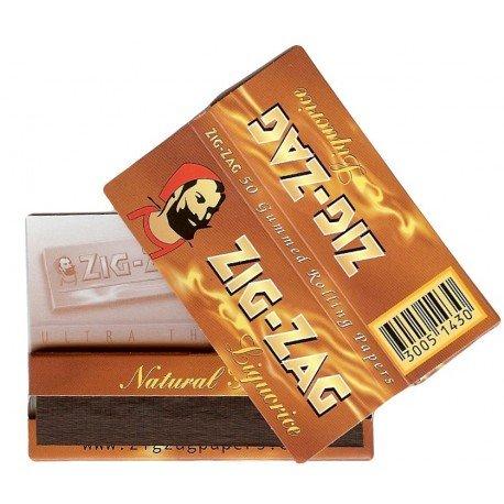 Zig Zag Liquirizia Cartine Corte 1 pacchetto sfuso