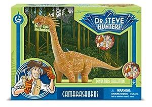 Cazadores Dr. Steve CL1588K - Colección de Dinosaurios: Modelo Camarasaurus