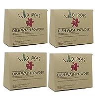 WILD IDEAS Hand-Made Dish Wash Powder 500gms x4