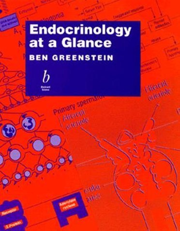 Endocrinology at a Glance by Ben Greenstein (1994-09-21)