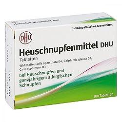 Heuschnupfenmittel Tabletten, 100 St.