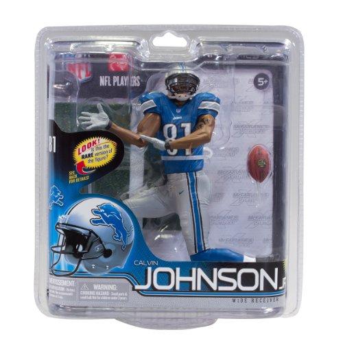 McFarlane NFL Series 30 CALVIN JOHNSON - Detroit Lions NEU/OVP Calvin Johnson Nfl