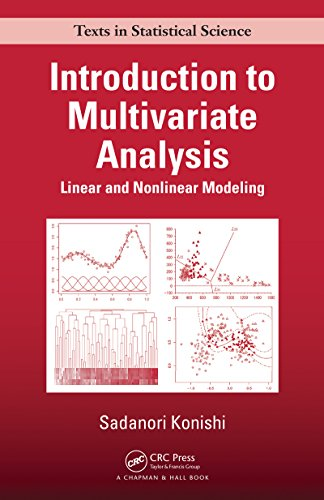 Introduction to Multivariate Analysis: Linear and Nonlinear Modeling (Chapman & Hall/CRC Texts in Statistical Science) por Sadanori Konishi