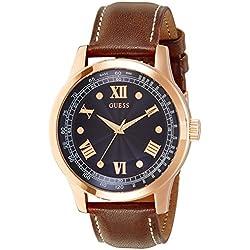 Guess Reloj con Movimiento mecánico japonés Man Monogram W0662G5 45 mm