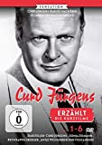 """DVD Cover 'Curd Jürgens erzählt """"Die Kurzfilme"""" (Folge 1-6) inkl. 20-seitigem Booklet"""