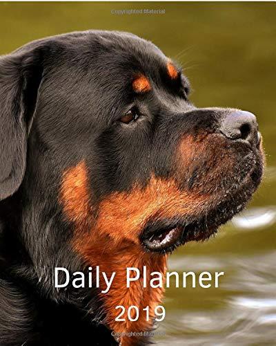 Planner 2019: Rottweiler por On Task Planners
