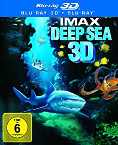 IMAX: Deep Sea  (inkl. 2D-Version) [3D Blu-ray]