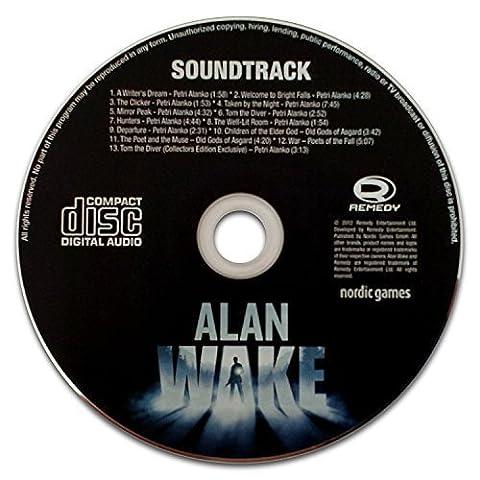 Alan Wake - Original Video Game Soundtrack CD [Collector