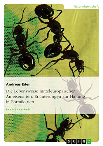#Ameisenarten – Verbreitung – Vorkommen#