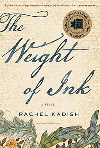 The Weight of Ink (English Edition) por Rachel Kadish
