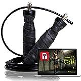 Black HummingBird Skipping Rope RX Speed Rope - Best Reviews Guide