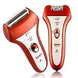 KEDA 2 in 1 Depilator and Shaver for Women