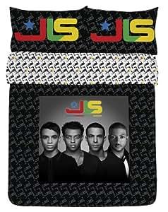 JLS Portrait double duvet