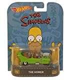 Hot Wheels Retro Entertainment Diecast Vehicle, The Homer by Hot Wheels