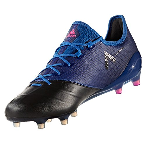 on sale 31334 c67c6 adidas Ace 17.1 Leather FG Football Boots - Blue/White/Core ...