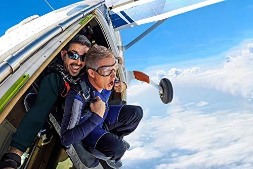 Jochen Schweizer Geschenkgutschein: Fallschirm Tandemsprung - Geschenk zu Weihnachten
