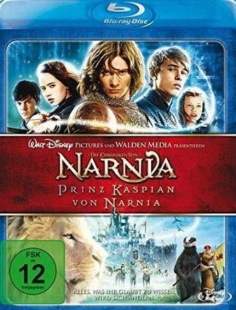 Die Chroniken von Narnia - Prinz Kaspian von Narnia [Blu-ray]
