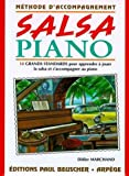 salsa piano m?thode d accompagnement 14 grand normes