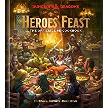 HEROES FEAST OFF D&D COOKBOOK HC: The Official D&d Cookbook