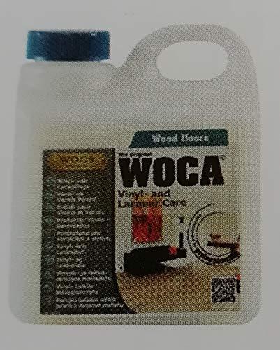 WOCA Master Cleaner 250ml Reiniger für Vinyl, Laminat u.lackierte Holzböden, Raumklimageprüft (Master Cleaner)