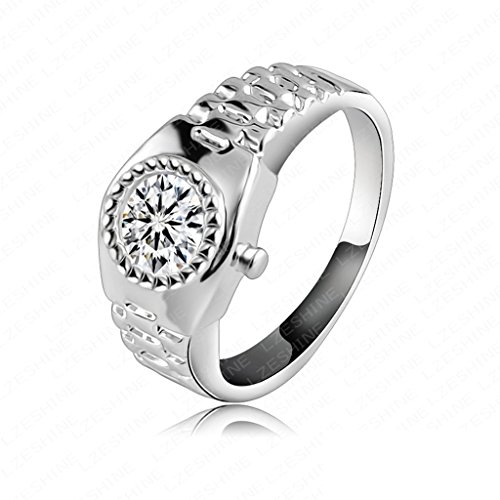 amdxd-jewelry-silver-plated-engagement-rings-for-women-watch-shaped-white-size-m-1-2