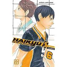 HAIKYU! Les as du volley Vol. 6