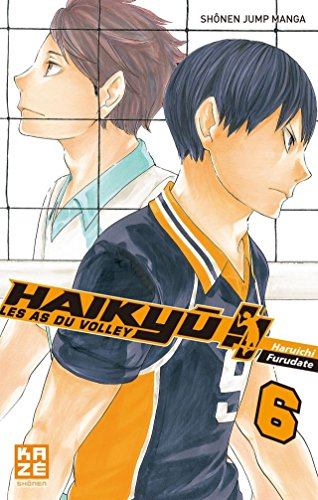 Télécharger en ligne HAIKYU! Les as du volley Vol. 6 pdf epub