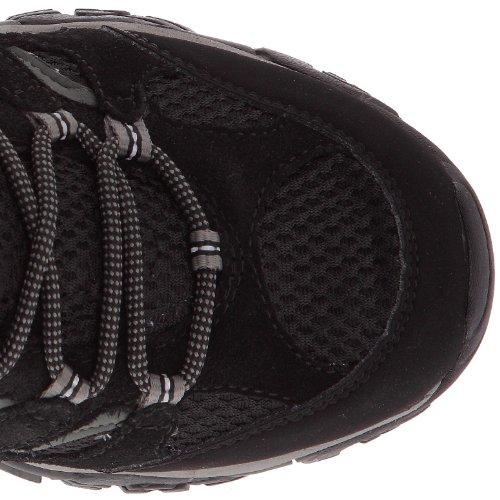 Merrell - Moab Mid GTX, Scarpe sportive outdoor Uomo Nero (Schwarz (BLACK J584597))