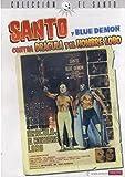 Santo y Blue Demon contra Drácula y el hombre lobo [DVD]