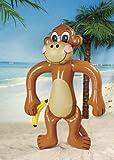 Aufblasbarer Affe ca. 155cm groß Palandi®