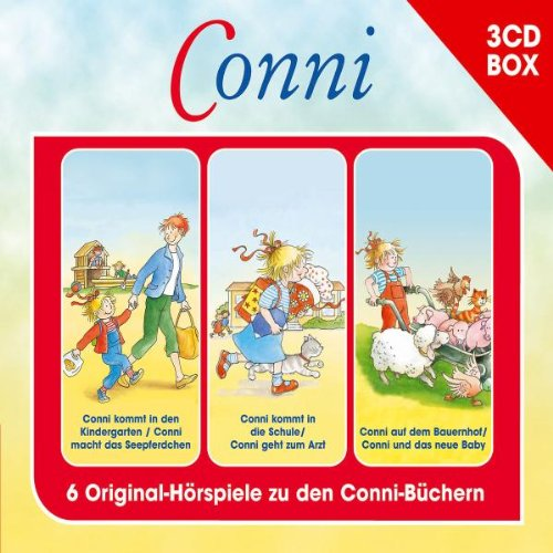 Conni - 3-CD Hörspielbox