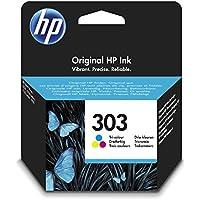 HP 303 Original Druckerpatrone für HP ENVY Photo, gelb/magenta/cyan
