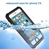 Best SQdeal phone - iPhone 8/7 Case, SQDeal IP68 Ultra Slim Waterproof Review