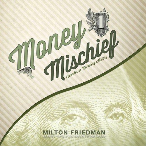 Money Mischief  Audiolibri