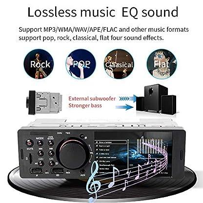 runnerequipment-41-Zoll-TFT-1-Din-Autoradio-Audio-Stereo-FM-Radio-Bluetooth-MP5-Player-kann-an-die-Rckfahrkamera-angeschlossen-Werden