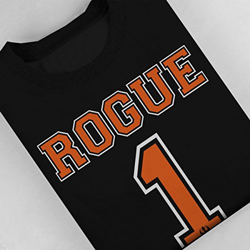 Star Wars Rogue One Rogue 1 Women's Sweatshirt Black