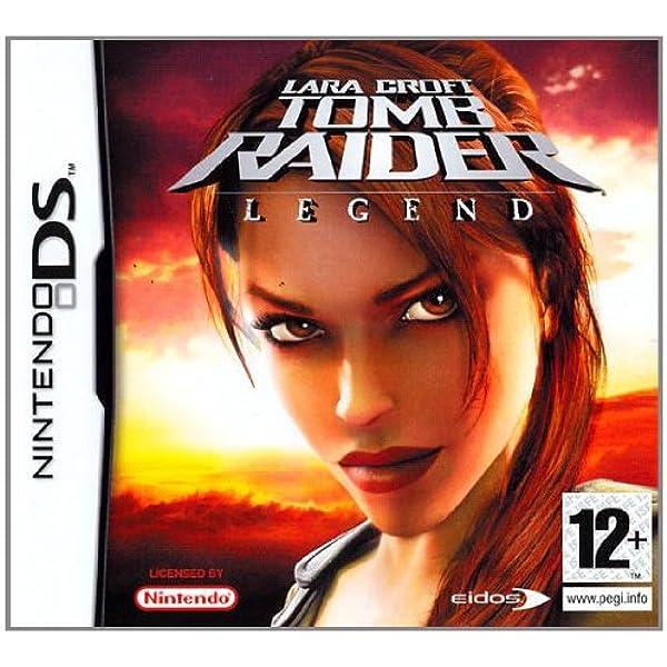 Lara Croft Tomb Raider Legend Nintendo Ds Amazon Co Uk Pc