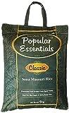 #1: Popular Essentials Classic Sona Masouri Rice, 5kg