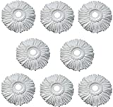 #8: Microfiber Mop Head Refill for Magic Mop 360° Spin Replacement (8)