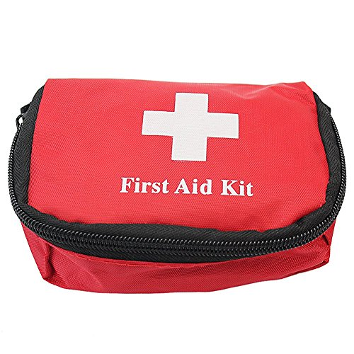 Erste Hilfe Kit First Aid Essential Beutel Emergency Reisen Camping Sport Responder Notfalltasche