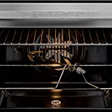 Kaff Stainless Steel 59L Built-in Oven Kov 60 Mgm(Multicolour)