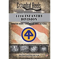 44th Infantry Division: Winter War: The Bulge and Beyond: Battle of the Bulge: WWII Combat Film DVD Video by Tyler Alberts