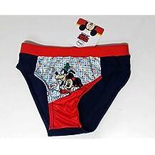Disfraz Verano Mutandina niño Disney Mickey Mouse y Goofy 4años