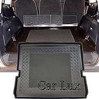 Car Lux AR01908 - Alfombra Cubeta Protector cubre maletero a medida con antideslizante